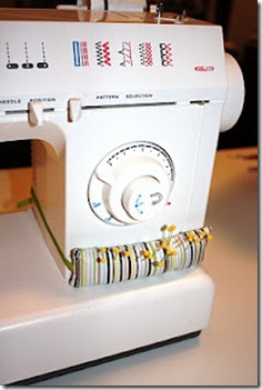 Sewing Machine Pin Cushion 6