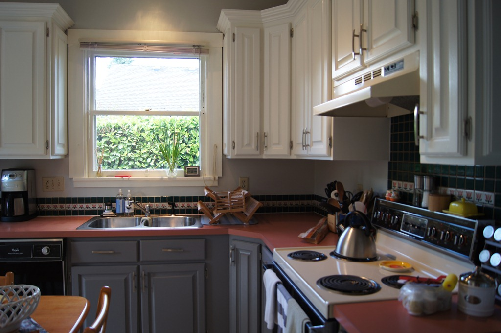 Cloud Cover Kitchen Cabinets