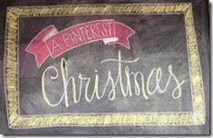 pinterest christmas logo