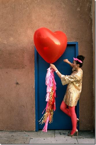 valentines day geronimo balloon