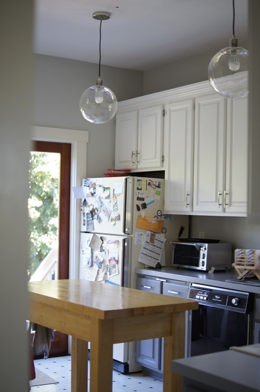 west elm kitchen light pendants
