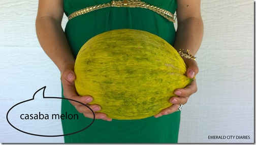 Project Baby_Week 34_Casaba Melon_Final