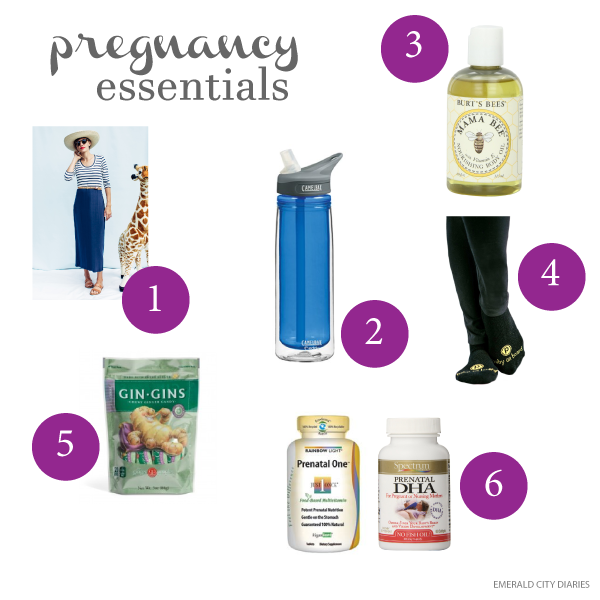Pregnancy_Essentials