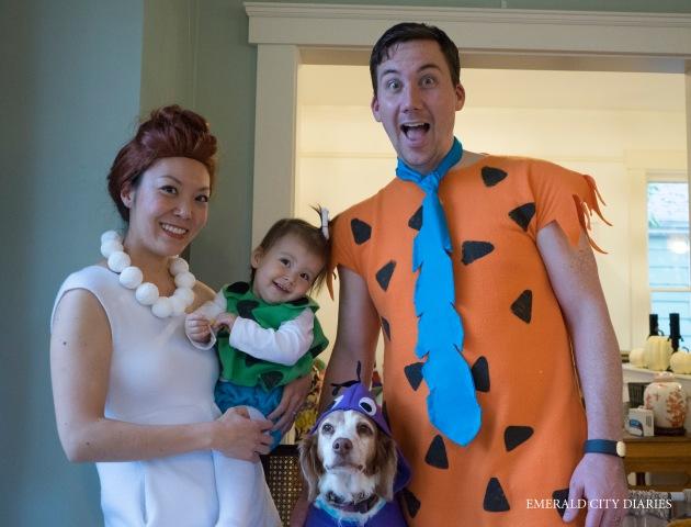 Flintstone Family